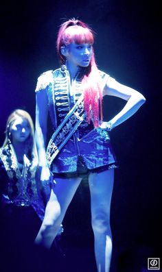 Queen/Goddess Spring Park Bom of 2NE1 at MAMA 2015 2nd December
