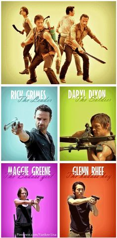 The Walking Dead. Most addicting show in the world! Walking Dead Zombies, Walking Dead Memes, Fear The Walking Dead, Best Tv Shows, Best Shows Ever, Favorite Tv Shows, Andrew Lincoln, Rick Grimes, Saga