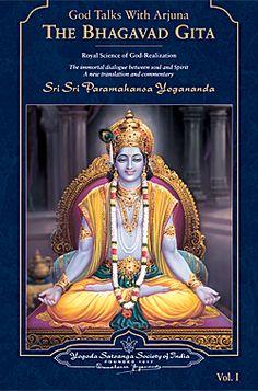 #ParamahansaYogananda | book | God Talks with Arjuna
