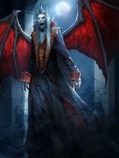 Vampire Lord - by Kai Zhou