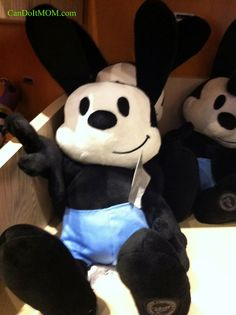 Oswald the Lucky Rabbit If someone got me this i would die