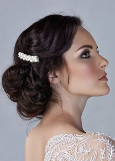 Perfect Flowers Clip Hairstyle