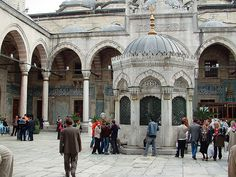 071020068f Istanbul - Eminönü - Yenicami | Flickr - Photo Sharing!