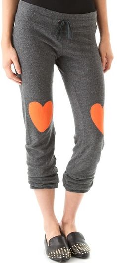 Wildfox Lover Bottoms Sweatpants thestylecure.com