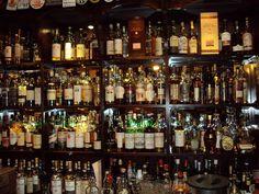 The Bon Accord Malt Whisky Bar - Glasgow :)