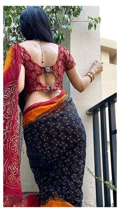 #blouse #designs #latest #fancy #for #girls #laundryroomdesign #shortnaildesigns Saree Blouse Neck Designs, Stylish Blouse Design, Fancy Blouse Designs, Bridal Blouse Designs, Shagun Blouse Designs, Latest Blouse Designs, Chiffon Saree, Sari Bluse, Khadi Saree