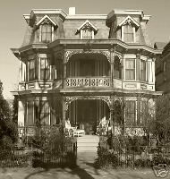 Victorian house built in 1882
