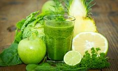 Batidos verdes para adelgazar recetas kraft