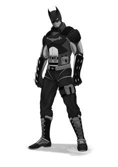 Street Batman