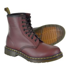 I have black ones like these! Docs are hard wearing and last a life time! You can wear them in snow, rain, mud any weather!