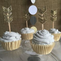 Hey, I found this really awesome Etsy listing at https://www.etsy.com/listing/238229154/arrow-cupcake-topper-aztec-cupcake