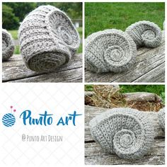 Crochet Crafts, Crochet Toys, Knit Crochet, Knitting Patterns, Crochet Patterns, Freeform Crochet, Ammonite, Nautilus, Chrochet