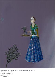 The Morning Gift - Stefan Caltia Mixed Media Art, Modern Art, Elsa, Digital Art, Disney Princess, Disney Characters, Illustration, Crafts, Inspiration