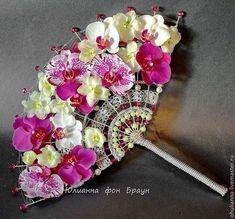 Art Floral, Deco Floral, Floral Design, Flower Decorations, Wedding Decorations, Wedding Ideas, Crepe Paper Flowers Tutorial, Corsage And Boutonniere, Wedding Dress Cake