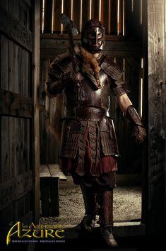 Viking Armor 3 by ArtisansdAzure.deviantart.com on @DeviantArt