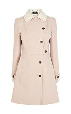 Karen Millen Coats for Women Karen Millen, Coats For Women, Clothes For Women, Mode Mantel, Cute Coats, Langer Mantel, Winter Stil, Winter Coat, Double Breasted Coat