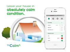 beCalm: The Smart Home Security Solution's video poster