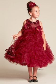 ALALOSHA: VOGUE ENFANTS: Must Have of the Day: Flaming Red Heats Up Autumn…