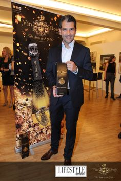 II Premios 10 Lifestyle - Paco Roncero Fictional Characters, Door Prizes, Fantasy Characters