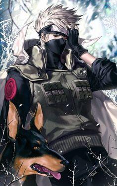 My Love kakashi 💗 Naruto Minato, Kakashi Hatake, Anime Naruto, Naruto Fan Art, Sarada Uchiha, Naruto Shippuden Anime, Gaara, Manga Anime, Itachi