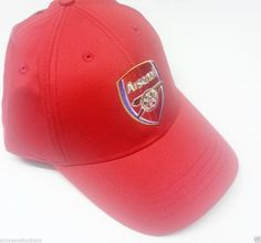 ec507fe5fe8 Arsenal FC Hat Cap Official Football Gifts