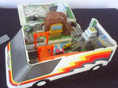Micro Machines - Super Van City  -- took me several hours xmas eve night to put on all the stickers