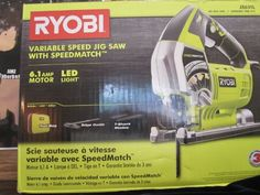 Ryobi 18 volt one orbital jig saw tool only save 20 order now ryobi zrjs651l 61 amp variable speed orbital jig saw greentooth Image collections