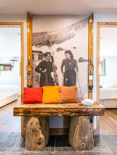 Croc blanc is a fully-equipped ski chalet in the heart of Morzine. It features 5 bedrooms, a sauna and a private hot tub.
