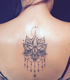 Mandala Lotus Tatoo