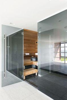 moderni sauna lasi - Google Search