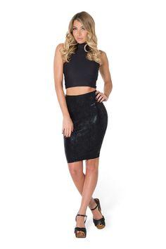 I Eat Mice Pencil Skirt by Black Milk Clothing $80AUD ($75USD)