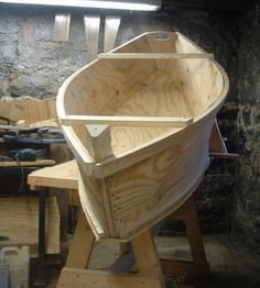 building a boat, I would love to try this with my grandson. Doesn't even have to ever go into the water , just for his imagination