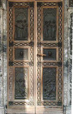 Antique Door | Flickr - Photo Sharing!