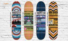 Stereo Skateboards 2012