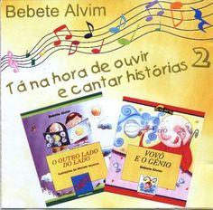 CD II, infantil, com minhas obras e canções. Produção indenpendente.