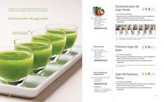 #Kuvings Whole Slow #Juicer #Juice #Recipe : #Desintoxicador de Jugo #Verde…