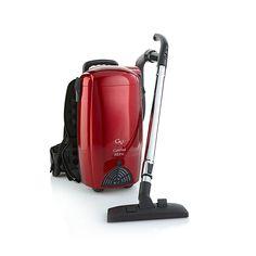 Prolux 8-Quart Backpack Vacuum - Red