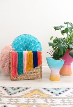 Show Off Your Storage With Stylish Baskets You Can DIY