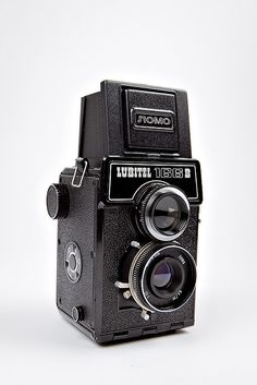 Lubitel 166B. I've only shot one roll through this camera, but it works great! I want to start using it more often.