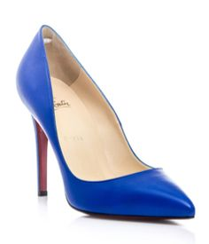 Pointed pumps by Christian Louboutin