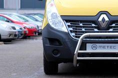 Metec EU godkjent FrontGuard Renault Master 2010- Renault Master, Vehicles, Self, Car, Vehicle, Tools