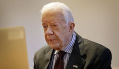 """""""Unfit"""" Says Former President Jimmy Carter, as he harshly criticized newly appointed Supreme Court Justice Brett Kavanaugh. Slavery In The Usa, List Of Presidents, Declaration Of Human Rights, To Vent, The Sydney Morning Herald, Jimmy Carter, Supreme Court Justices, Nobel Peace Prize, Former President"""