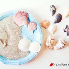 Ocean Sensory Play & Matching Game