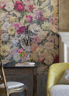 designers guild/images   HOME » Wallpaper » Designers Guild » Contarini Wallpaper » Octavia