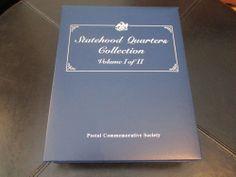 Statehood Quarters Collection Volume I Postal 30 States 60 Quarters READ DESC