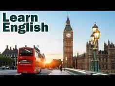 Learn English: Capital of England - YouTube