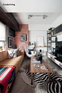 An Exclusive Tour of Mike Carandang's Eclectic-Industrial Loft by Space Encounters - CondoLiving Industrial Loft, Man Cave, The Unit, Tours, Space, Interior, Floor Space, Industrial Loft Apartment, Indoor