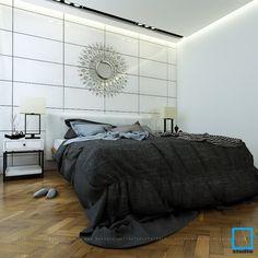 Bedroom  Project: Mr. Oky, Kelapa gading, Jakarta  Design by Benny Bey James
