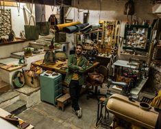 Workshop, Atelier, Work Shop Garage