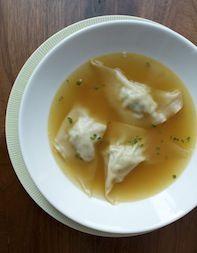 Recipe: Wonton or Kreplach - FoodWine.com